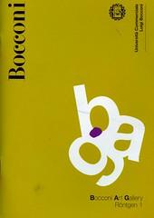 2011 -BOCCONI ART GALLERY