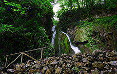 Akta elalesi (Sinan Doan) Tags: turkey waterfall nikon trkiye akakoca elale dzce aktaelalesi aktaky