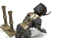 Celosia 10 (Anduin1710) Tags: shadow game video lego wander colossus celosia ldd shadowofthecolossus digitaldesigner