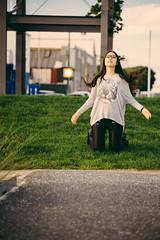 IMG_7710.jpg (DBDesignCo) Tags: city fall girl grass youth hair asian hope rachel hands young knees givingup