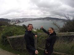Photo de 14h - Sur les hauteurs de Wellington  (Nouvelle-Zélande) - 15.05.2014