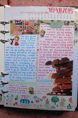 IMG_1248 (pupukatti) Tags: diary journal journals 日記 journaling 手帳