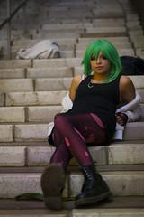 DSC_0069 (Shashien) Tags: cosplay tail fairy cosplayer mermaid luka magi gumi erza vocaloid