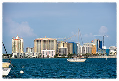 Sarasota Bay (Timothy Valentine) Tags: vacation us unitedstates florida sarasota lidokey 0415 2015 clichésaturday