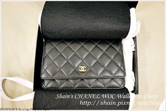 DSCF7950 (i。Shain) Tags: shopping woc chanel 2014 walletonchain