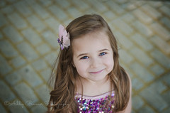 LABP_0941 (ashley marie's photos) Tags: pink summer cute colors spring toddler colorful dress adorable sparkle prek grad sequin beauitful