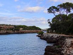 Cala Sa Nau, Mallorca, Spanien (Anne O.) Tags: 2015 balearischeinseln migjorn spanien calasanau panoramio6954847125642708