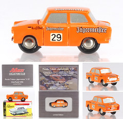 SCH-P-1790-02-Trabant (adrianz toyz) Tags: schuco piccolo 179002 trabant 601 jgermeister collectors club 2006 diecast toy model car ddr gdr eastgermany