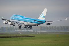 2016_09_01 AMS stock-45 (jplphoto2) Tags: 747400 ams amsterdam amsterdamschiphol boeing747 eham jdlmultimedia jeremydwyerlindgren klm klm747 phbfr schiphol aircraft airplane airport aviation