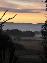 Sunrise (chrisinwales) Tags: autumn sunrise wales ceredigion