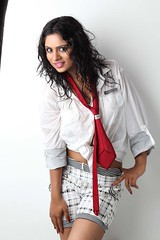 South Actress Deepika Das Hot In Modern Dress Photos Set-4 (9)