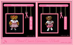 """""""Teddy Bears Liz & Louise are Aware of Breast Cancer! Are you Aware?"""" (martian cat) Tags: collectibles hobbies macro teddybearsinjapan martiancatinjapan teddybearsinjapan allrightsreserved teddybearsinjapan teddybearsinjapan teddybearsinjapan allrightsreserved thinkpink thinkpinkforthecure pinkribbonsforawareness pinkribbon becomeaware inspirational breastcancer martiancatinjapan martiancatinjapan teddybear teddybears bca breastcancerawarenessribbon bcaribbon motivationalposter motivational ribbon closeup breastcancerawareness allrightsreserved allrightsreserved onblack caption captioncollection martiancatinjapan martiancat"""