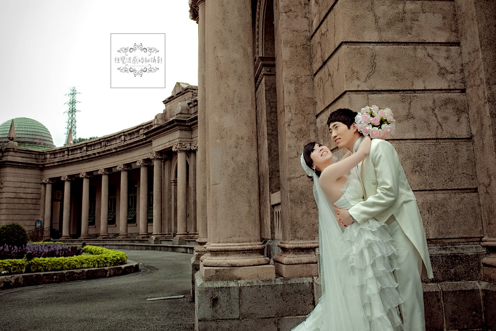 自助婚紗,婚紗攝影,韓風婚紗,自主婚紗,視覺流感,海外婚紗,推薦婚紗攝影,自來水博物館,中和婚紗,台北婚紗