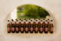 Beer ... after a party! (Ettore Poleggi) Tags: fs161016 rad fotosondag peroni beer birra