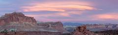 Sunset over Capitol Reef (barnwell47) Tags: capitolreef torrey utah unitedstates us