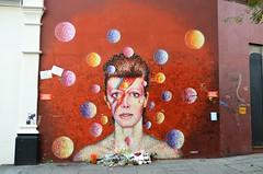 Bowie in Brixton (stavioni) Tags: david bowie musi musical icon idol mural brixton london sw9