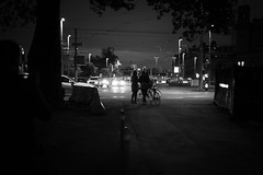 late night (gato-gato-gato) Tags: digital zrich schweiz ch abend freitag herbst leica leicammonochrom leicasummiluxm35mmf14 mmonochrom messsucher monochrom nachmittag september strasse street streetphotographer streetphotography streettogs suisse svizzera switzerland zueri zuerich zurigo bewlkt black flickr gatogatogato gatogatogatoch rangefinder streetphoto streetpic tobiasgaulkech white wwwgatogatogatoch manualfocus manuellerfokus manualmode schwarz weiss bw blanco negro monochrome blanc noir strase onthestreets mensch person human pedestrian fussgnger fusgnger passant sviss zwitserland isvire zurich