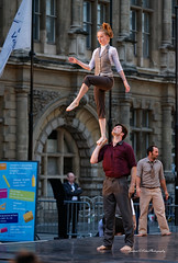"""I walk in the air Nikon D750/Tamron 70-200 2.8 VC street show at """"Valenciennes"""" France troupe Compagnie XY (fredpot1963 merci pour les 7.7 Millions vues et pl) Tags: nikon d750tamron 70200 28 vc street show valenciennes france troupe compagnie xy"""