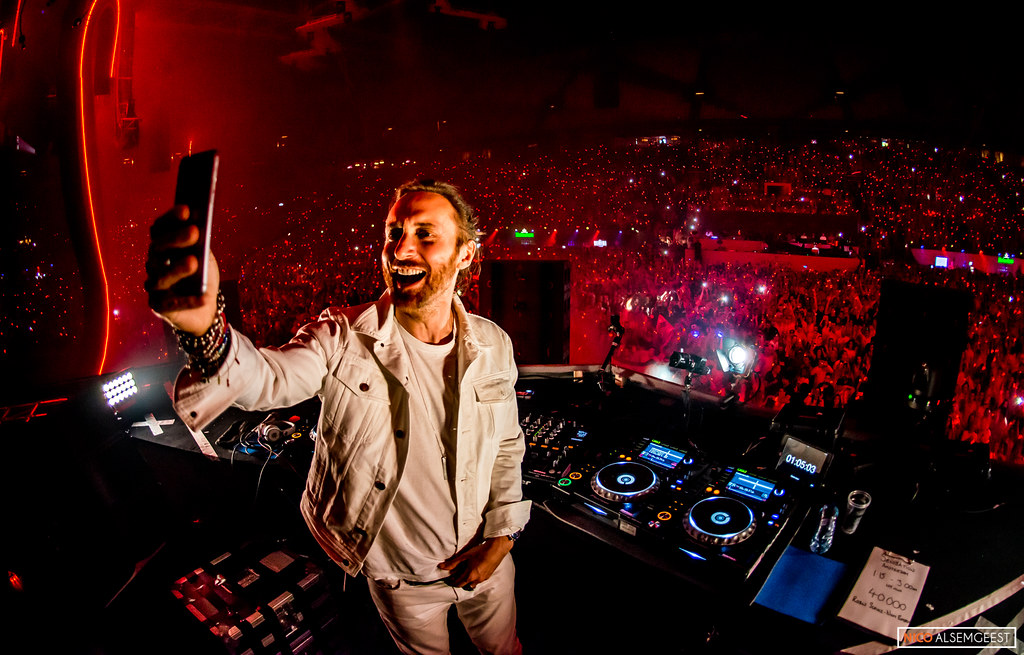 David Guetta @ Sensation Angels & Demons