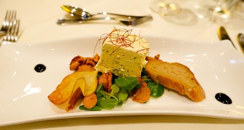 Hotel Schloss Lebenberg Dinner