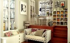 Manhattan&NewYork Apartamento de SOPHIE Diorama 1/6 #poppyParker #Barbie #ken #Diorama #roombox (Desde mi apartamento) Tags: diorama poppyparker barbie roombox ken