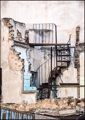 20161119-056 (sulamith.sallmann) Tags: abriss athen attika building decay decayed gebude greece griechenland haus house stairs treppe verfall verlassen wendeltreppe zerfall zerfallen grc sulamithsallmann
