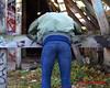 self3103 (Tommy Berlin) Tags: men jeans levis bomberjacke alphajacke butt ass ars