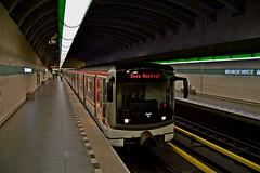 81-71M - Nemocnice Motol (petrjelinek1234) Tags: škoda metro repas photography focení 8171m rekonstrukce nemocnicemotol stanice station subway
