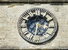 It is time to change the clocks!! (allanmaciver) Tags: summer winter time clock change gmt roman numerals reminder darker shorter days allanmaciver