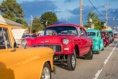 Gasser (Jarrett Jones) Tags: oakboro northcarolina unitedstates us canon dslr 5dsr dsr 2470 nc north carolina cruise cruisein gasser 1955 chevy chevrolet