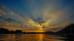 Sailing for gold (perottostenberg) Tags: båter natur seiling skjærgårdmm