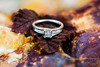 Engagement Ring (Shauna Stanyer (Northern Pixel)) Tags: northernpixelphotography princegeorge britishcolumbia northernbc ancientforest engagementsession northern pixel photography macro ring engagement engagementring
