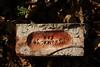 NCB Backworth (aj.gardner) Tags: bricks brick brickworks brickmakers ncb redbrick backworth oldbricks englishbrickmanufacturers found