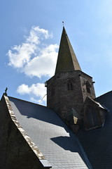 Old Church (Dick Dangerous) Tags: uk britain marches wales grosmont church spire