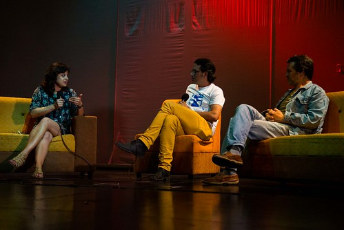 Diana Kuellar - Conversando sobre su película Marimbula