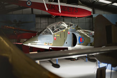 Harrier (HCCharnock) Tags: harrier vtol trainet trainer aircraft pegasus engine variable thrust