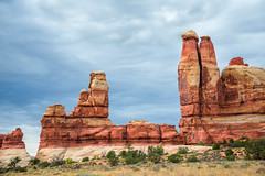 Canyonlands (joshbousel) Tags: canyonlands canyonlandsnationalpark cheslerpark cheslerparktrail needlesdistrict northamerica travel unitedstates unitedstatesofamerica usa ut utah nationalpark