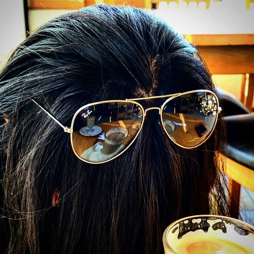 un cafecito con la cosa