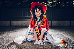 Yazawa Nico ( ) (btsephoto) Tags: costume play  animefest afest anime convention dallas texas sheraton hotel fuji fujifilm xt1 yongnuo yn560 iii flash portrait yazawa nico   cosplay love live  fujinon xf 23mm f14 r lens
