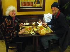 Falafel (streamer020nl) Tags: restaurant egyptian egyptisch pyramiden falafel ed louise tea hengelo 291116 2016 nederland holland netherlands niederlande paysbas twente twenthe