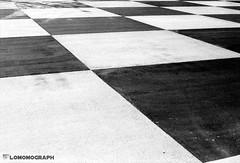 Game Of Chess (Lomomograph) Tags: 35mm diy analogue blackwhite blackandwhite camera devon film filmisalive filmisawesome filmisnotdead homeprocessing ishootfilm monochrome photography plymouth processing southwest unitedkingdom