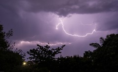 December 5th (dustaway) Tags: thunderstorm lightning night cloudscape storms australianstorms lismore northernrivers nsw australia australianweather summer