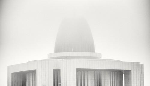 Fogged Temple