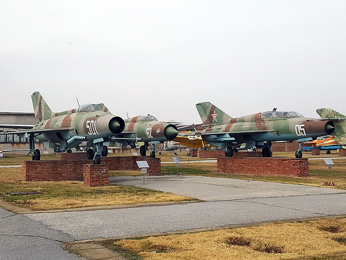 MiG-21s Krumovo 27-11-16