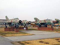 MiG-21s Krumovo 27-11-16 (BusterG4) Tags: mikoyangurevich mig21 bulgarianairforce krumovo 501 62 05