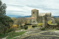 Monastre de Sant Pere de Casserres (PierreG_09) Tags: monastredesantperedecasserres monastre santperedecasserres espagne catalogne spain espaa espanya catalua catalunya clocher glise roman