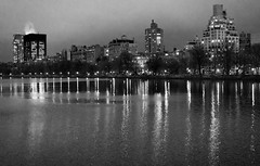 Jacqueline Kennedy Onassis Reservoir (Joe Josephs: 2,861,655 views - thank you) Tags: centralpark joejosephs nyc newyorkcity travelphotography copyrightjoejosephs fineartphotography landscapephotography outdoorphotography ny usa blackandwhitephotography blackandwhite nightphotography night outdoor