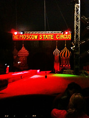 The Moscow State Circus Ring