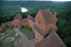 """Burg Sigulda"" Lettland"