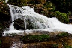 Wasserfall (Woidmoaster) Tags: fall water waterfall wasser wasserfall bach bernried fluss wald bayrischerwald bbrach